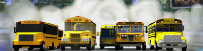 Гонки на автобусах
